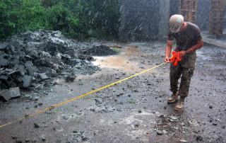 Project Delays, Rain, Construction, Project Managment