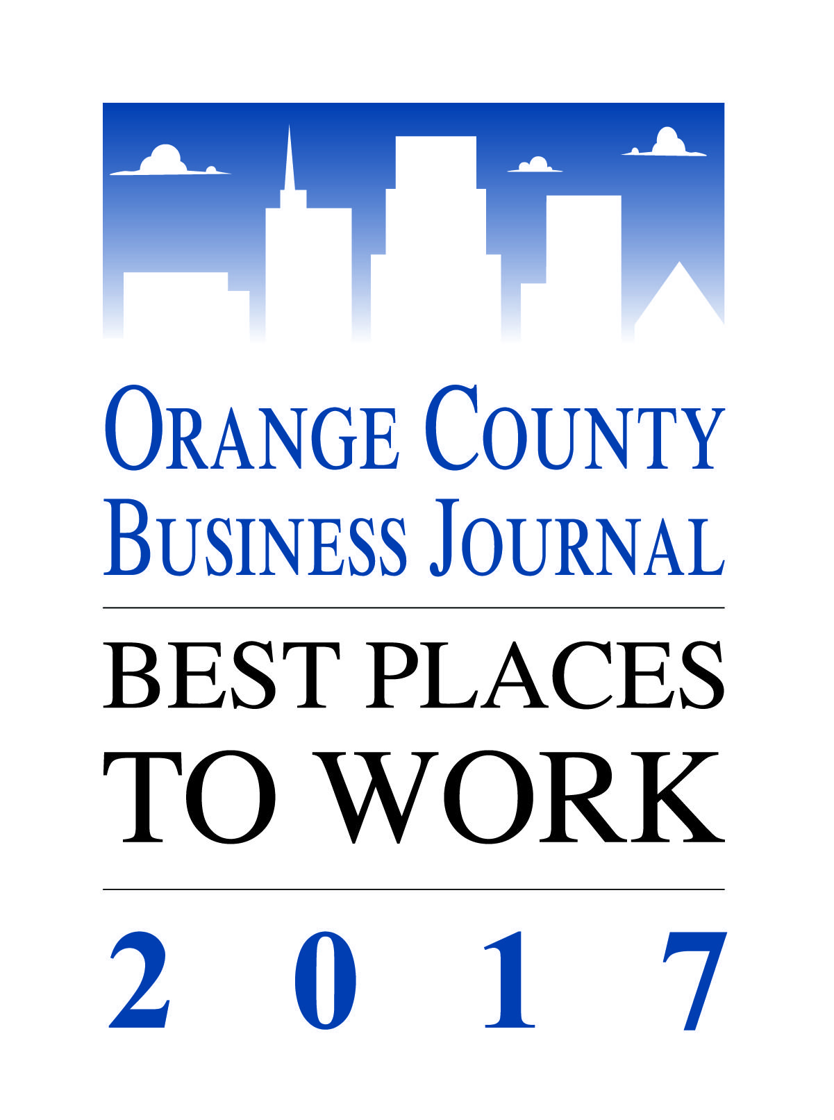 Best Place In OC To Work 2016