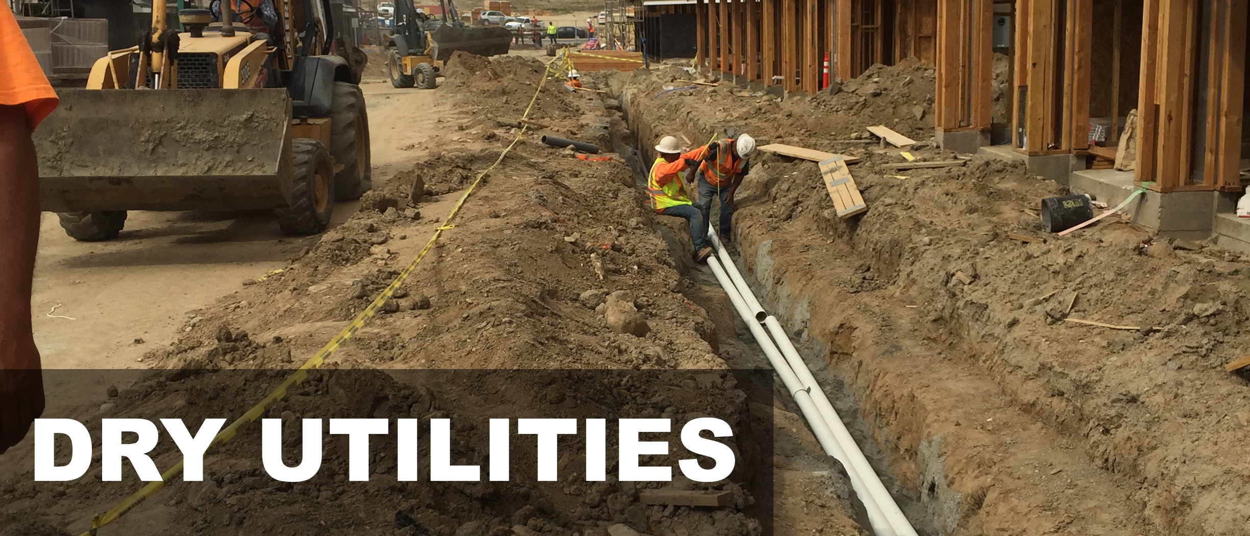 dry utility consulting, dry utilities, dry utility services