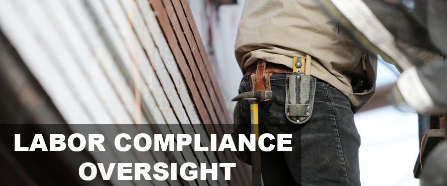 Labor Compliance Oversight Services